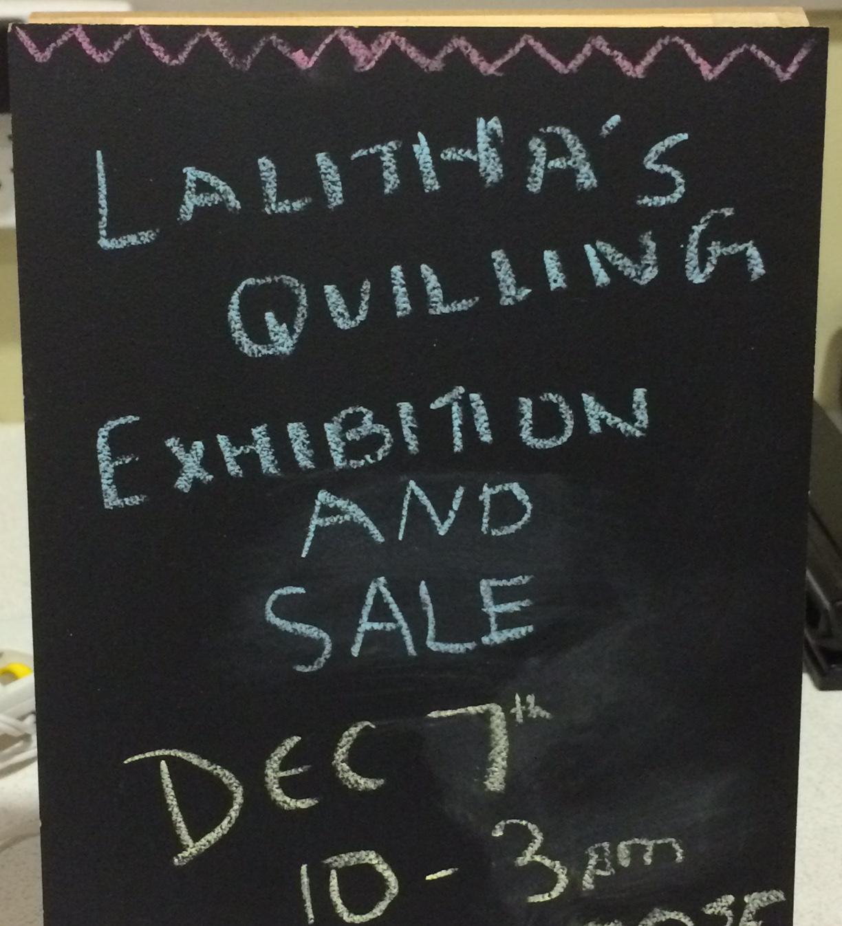 Exhibition Prep 2