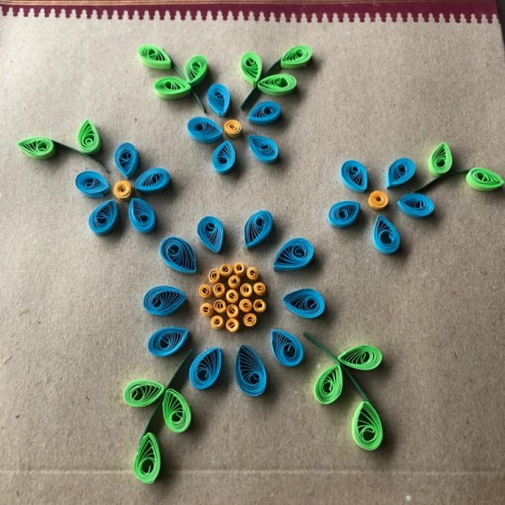 Quilling Catchup